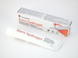 Burn Hydrogel