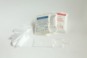 Comfort Ambulance Dressing with Plaster Closure