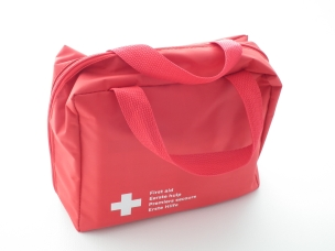 First aid kit Holiday