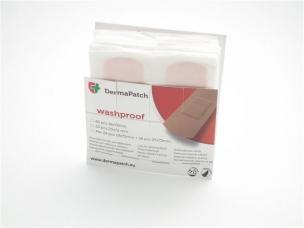 Plaster dispenser washproof refills