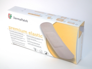 Premium plasters